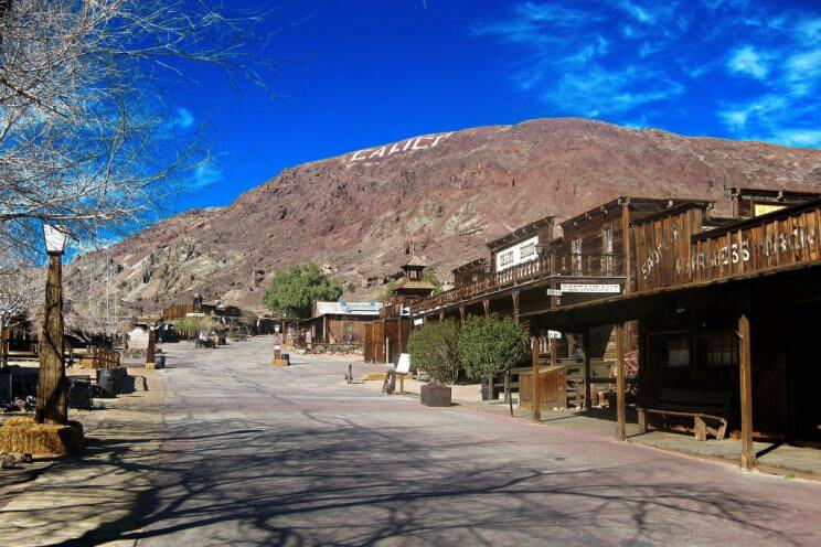 Calico California 744x496, United States Ghost Towns