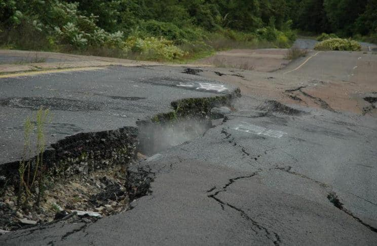 Centralia Pennsylvania 744x487, United States Ghost Towns