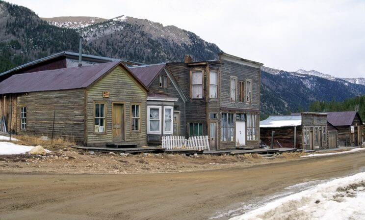 St. Elmo Colorado 744x448, United States Ghost Towns